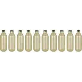 グリーンハウス ソーダマシン「ツイスパ ソーダ」炭酸カートリッジ10個セット SODAA‐CH10