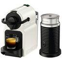 カプセル式コーヒーメーカー「イニッシア バンドル」 C40‐WH‐A3B (ホワイト)(送料無料)