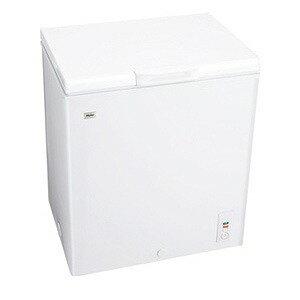 ハイアール チェスト式冷凍庫(145L) JF‐NC145F‐W (ホワイト)(標準設置無料)
