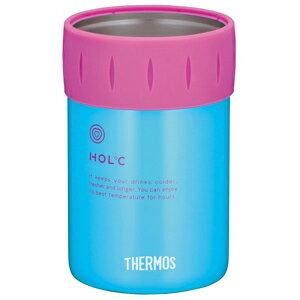 サーモス 保冷缶ホルダー(350ml缶用) JCB‐351(BL)(ブルー)