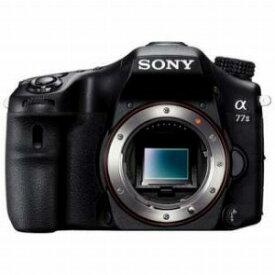 ソニー SONY デジタル一眼カメラ「α77II」ボディ ILCA−77M2