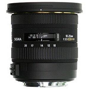 シグマ 広角レンズ ニコン用 10‐20mm F3.5 EX DC HSM(ニコン)(送料無料)