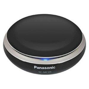パナソニック ポータブルワイヤレススピーカーシステム SC−MC20−K  (ブラック)(送料無料)