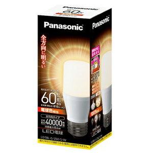 パナソニック LED電球(電球色/口金E26)「一般電球タイプ」 LDT8LGZ60SW
