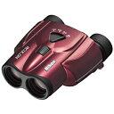 ニコン 8〜24倍双眼鏡 「アキュロン T11(ACULON T11)」 アキュロン T11 8‐24X25(レッド)(送料無料)