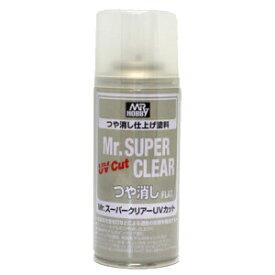 GSIクレオス MrスーパークリアーUVカットつや消し ◆MR.スーパークリアーUVカット(ツヤ