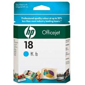 HP HP18 インクカートリッジ (シアン) C4937A (シアン)