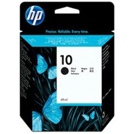 HP HP 10 インクカートリッジ (黒) C4844A (黒)