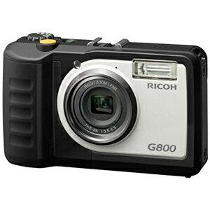リコー 現場対応用デジタルカメラ G800(送料無料)
