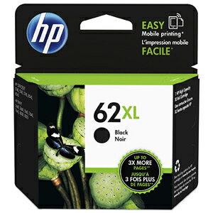 HP インクカートリッジ HP62XL C2P05AA (ブラック/増量)