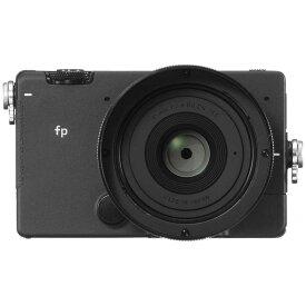 シグマ ミラーレス一眼カメラ SIGMA fp 45mm F2.8 DG DN Contemporary SIGMA fp 45mm F2.8 KIT ブラック