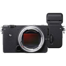 シグマ SIGMA fp L ミラーレス一眼カメラ ELECTRONIC VIEWFINDER キット fpLEVF11KIT