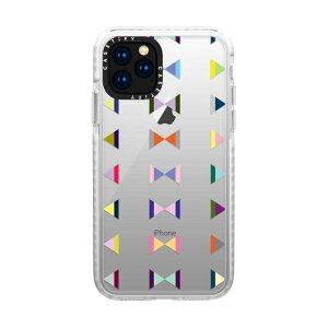 CASETIFY iPhone 11 Pro 5.8インチ Bowties CTF-4177370-16000085