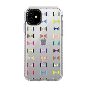 CASETIFY iPhone 11 6.1インチ Bowties CTF-4177370-16000088