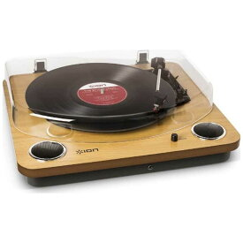 IONAUDIO PC接続・iOS直接録音対応レコードプレーヤー MAX LP