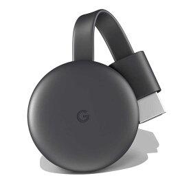 GOOGLE Chromecast GA00439-JP チャコール