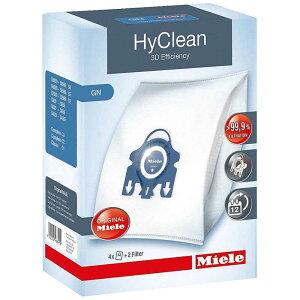 ミーレ 掃除機用紙パック ハイクリーン 3Dダストバッグセット G/N  09917730