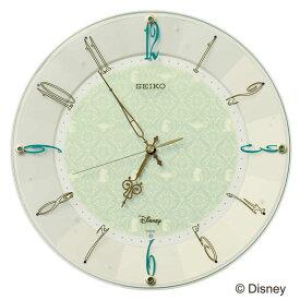 セイコー 掛け時計「アラジン」 FS512C クリームパール