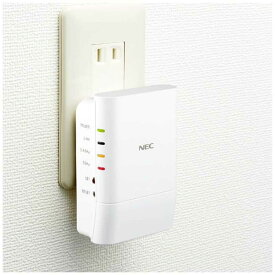NEC 無線LAN中継機(11ac/n/a 867Mbps+11n/g/b 300Mbps) PA-W1200EX-MS