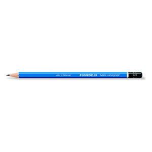 ステッドラー [鉛筆]マルス ルモグラフ 製図用高級鉛筆 4H 1004H