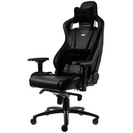 NOBLECHAIRS noblechairs EPIC NBL-PU-BLA-003 ブラック NBLPUBLA003