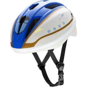 アイデス 子供用ヘルメット キッズヘルメットS 新幹線E7系かがやき 023070
