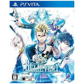 ディースリー・パブリッシャー PS Vitaソフト BELIEVER!