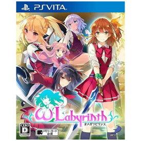 ディースリー・パブリッシャー PS Vitaソフト オメガラビリンス