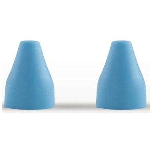 ジェイシーティ バリキュー専用シリコンノズル ラウンドチップ2個セット  QB03-240511-2 ブルー