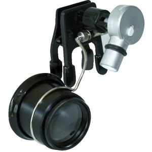 京葉光器 クリップライト付アイルーペ  CPE50LED