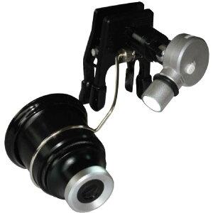 京葉光器 クリップライト付アイルーペ  CPE200LED
