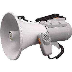 TOA ショルダーメガホン(15W・ホイッスル音付) ER‐2115W
