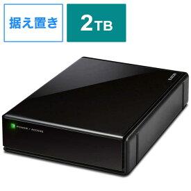 エレコム ELECOM ELECOM SeeQVault Desktop Drive USB3.2(Gen1) 2.0TB Black ELD-QEN2020UBK