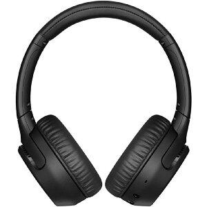 ソニー SONY ブルートゥースヘッドホン [リモコン・マイク対応 /Bluetooth] WH-XB700-BC ブラック