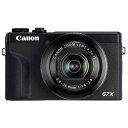 キヤノン CANON コンパクトデジタルカメラ PowerShot(パワーショット) G7 X Mark III PSG7XMK3(BK) ブラック