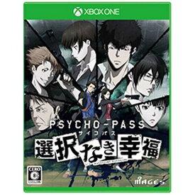 5PB Xbox Oneソフト PSYCHO‐PASS サイコパス 選択なき幸福 通常版