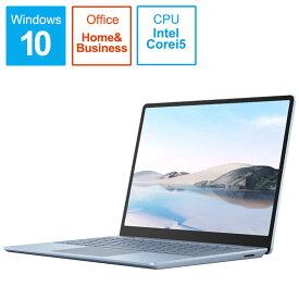 マイクロソフト Microsoft Surface Laptop Go i5 [12.4型/Core i5/SSD:128GB/メモリ:8GB/2020年10月] THH-00034 アイス ブルー