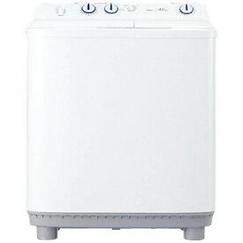 ハイアール 二槽式洗濯機 Live Series ホワイト JW−W45E−W [洗濯4.5kg /乾燥機能無 /上開き] JW-W45E-W ホワイト(標準設置無料)