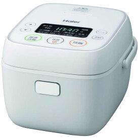 ハイアール 炊飯器 [3合/マイコン] JJ-M32A-W ホワイト