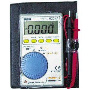 マルチ計測器 ポケットマルチメーター MCD107