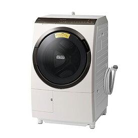 日立 HITACHI ドラム式洗濯乾燥機 ビックドラム[洗濯11.0kg/乾燥6.0kg/左開き] BD-SX110FL-N ロゼシャンパン(標準設置無料)