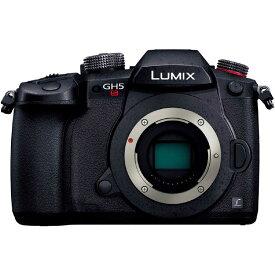 パナソニック Panasonic LUMIX GH5S【ボディ(レンズ別売)/ミラーレス一眼カメラ】 DC-GH5S-K