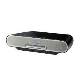 パナソニック Panasonic ミニコンポ SC-RS60-K ブラック [ワイドFM対応 /Bluetooth対応 /ハイレゾ対応]