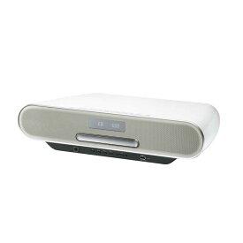 パナソニック Panasonic ミニコンポ SC-RS60-W ホワイト [ワイドFM対応 /Bluetooth対応 /ハイレゾ対応]