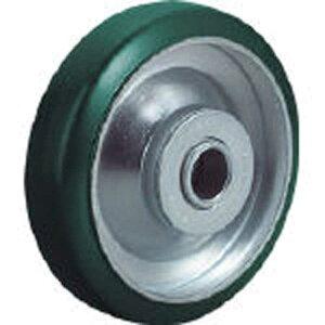 ユーエイキャスター 車輪 150径ウレタン車輪 UW150Y