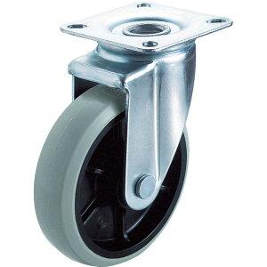 ユーエイキャスター 産業用キャスター自在車 150径ナイロンホイルウレタン車輪 GUJ2150