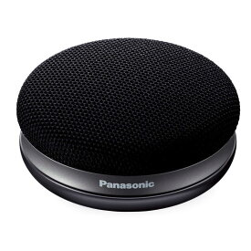 パナソニック Panasonic ポータブルワイヤレススピーカー SC-MC30-K ブラック [Bluetooth対応]
