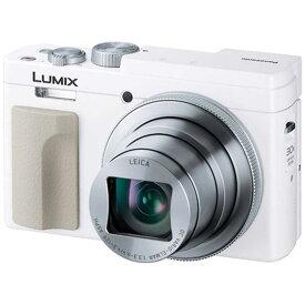 パナソニック Panasonic コンパクトデジタルカメラ LUMIX(ルミックス) DC-TZ95 ホワイト