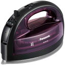 パナソニック Panasonic コードレススチームアイロン CaRuru(カルル) NI-WL405-P ピンク
