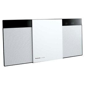 パナソニック Panasonic ミニコンポ [ワイドFM対応 /Bluetooth対応] SCHC320W